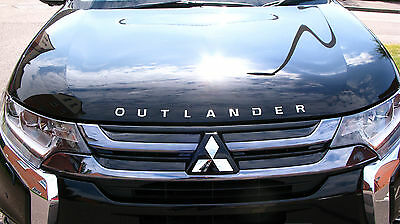 Genuine Mitsubishi Outlander Bonnet Badge Diesel Phev 2013-On