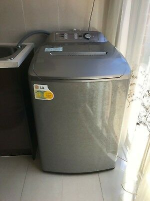 Lg Top Load Loader Washing Machine 8.5 Kg Turbodrum Wt-R851