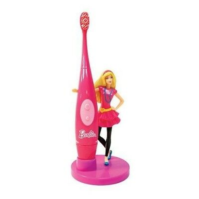 Dr. Fresh Kid's Electric Barbie Toothbrush