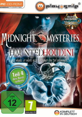 Midnight Mysteries 4 - Haunted Woudini (PC, 2012, DVD-Box)