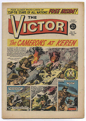The Victor 61 (April 21, 1962) very high grade - no free gift