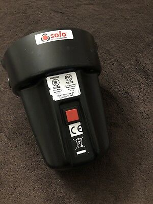 SOLO 460 Heat Detecor Bottom Cup Assemply Replacement Detectortesters