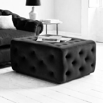 New Chicago deep Buttoned Coffee Table !!!
