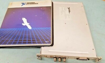 National Instruments Gpib-Vxi Interface & User Manual, Excellent Used Condition