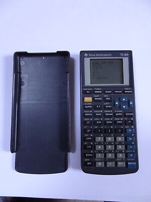 Calculatrice scientifique graphique Texas Instruments TI 80. Fonctionnelle