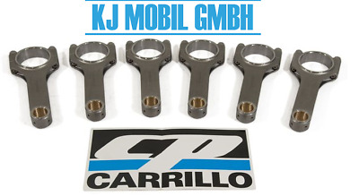 BMW S50B32 Carrillo Stahlpleul, Connecting Rods