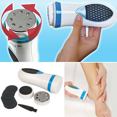 Useful Pedicure Foot Care Machine Electric Grinding Callus Dry Hard Skin Remover