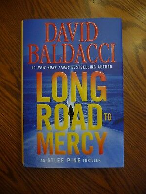 Long Road to Mercy by David Baldacci (NOV 2018, Hardcover) 1st Edition