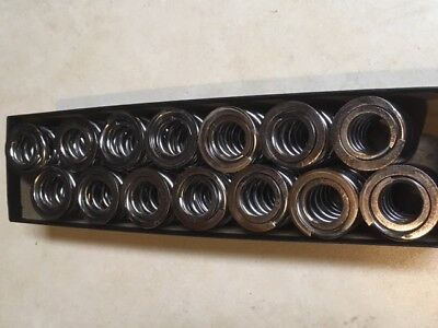 """Manley part # 221443P-16 1.580"""" dual valve springs polished 14 springs available"""
