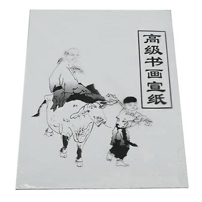 30 sheet white Painting Paper Xuan Paper Rice Paper Chinese Painting