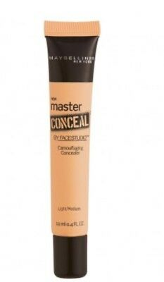 """MAYBELLINE ~ MASTER CONCEAL by FACESTUDIO ~ """"#30 LIGHT/MEDIUM"""" ~NEW!~ RRP $15.95"""