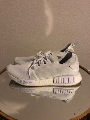 3e1ba6a877718 ADIDAS NMD R1 Glitch Pack Solid Grey Camo White (BB2886) Size 12 ...