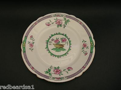 China Replacement Shelley Tea Plate Hand Painted Rose A11298 Gainsborough c1900s