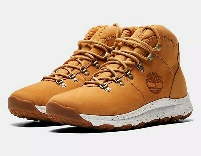 1bfe59ff009 Timberland World Hiker Mid Mens Boots Multiple Sizes New With Box RRP  £130.00