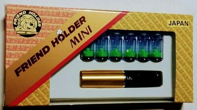 Reduce Tar & Nicotine by friend holder double filtering system MINI + 6 filters