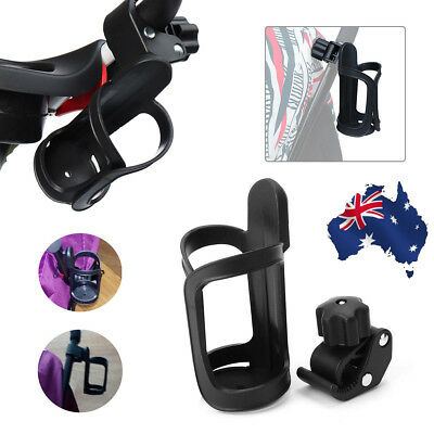 AU Bottle Cup Holder For Babyzen YOYO Stroller And Most Of Strollers Bikes Tubes