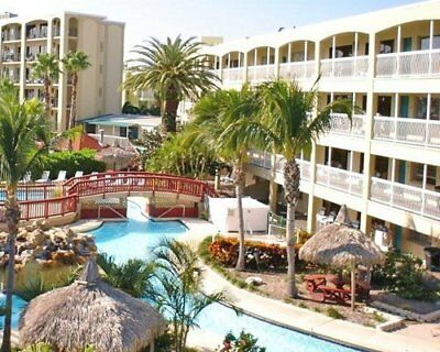 Coral Reef Beach Resort **st. Pete Beach, Fl** 1 Bedroom Timeshare Sale