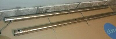 """Rockwell Delta 10"""" Tilittop table saw Rails 36inches long"""