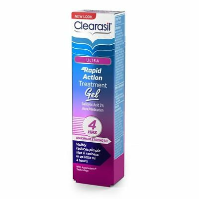 Clearasil Ultra action rapide Gel 15ml