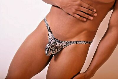 Mens Underwear Gregg Homme Thongs Sexy Tangas Masculinas All Size Africa 04  3