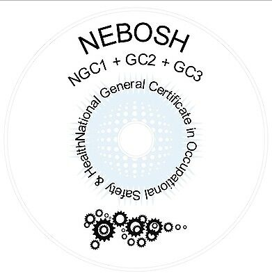 NEBOSH National General certificate NGC1+GC2 Revision Pack + GC3 Guide/examples