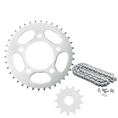 Primary Drive Steel Kit & O-Ring Chain – Fits: Honda XR600R 1985–1987