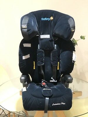 booster car seat. Safety First . Custodian Plus