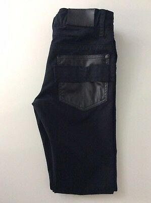 Givenchy Slim Fit Black Skinny Stretch Jeans Age 10 Years Vgc Boys Rrp £179