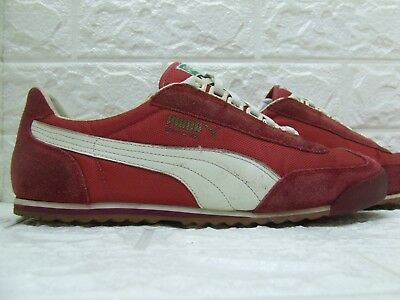 f7be12dece37f8 CHAUSSURES HOMME FEMME VINTAGE BASKETS PUMA SANTA FE taille US 9 - 42 (098)