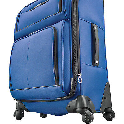 """American Tourister 21""""Meridian NXT Softside Spinner Luggage Free 1-2Day shipping"""
