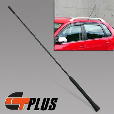 """11/"""" Antenna Aerial AM FM Radio OEM Replacement Roof Mast Whip Booster Fuba style"""