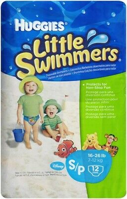 Huggies Little Swimmers Pants Small
