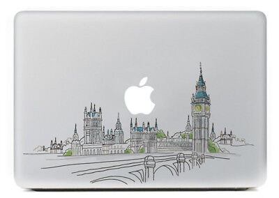 Vinyl Sticker Mac Book/Air/Retina Laptop Decal 11 13 15 17""