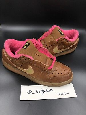 more photos cf2a7 44d58 Nike Sb dunk Gibsons, what the dunk, simpson, pigeon, bear, skunk