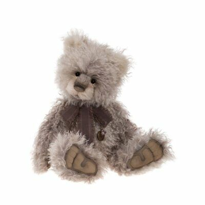 Mohair Charlie Bears Bogart Brand New With Tags