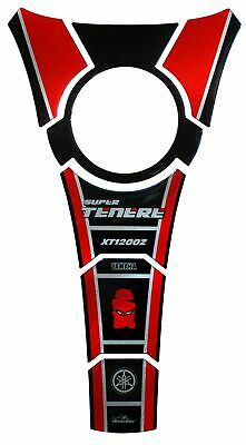 KIT2 STICKERS RESIN PROTECTION AREA FUEL CAP for YAMAHA SUPER TENERE