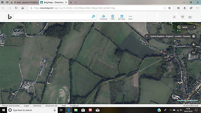 For Sale Freehold Plot Keston London 1.17 Acre