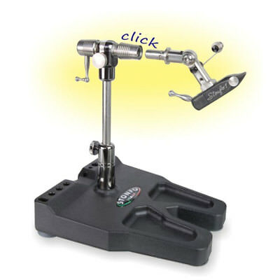 Stonfo 654 Transformer Vise  Fly Tying  Morsetto Mosca Made in Italy