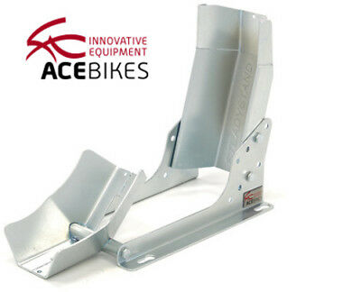 ACEBIKES Motorradständer Radhalter SteadyStand® Fixed Scooter 10-13 Zoll Wippe
