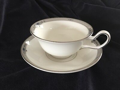 Wedgewood Amherst tea cup and saucer