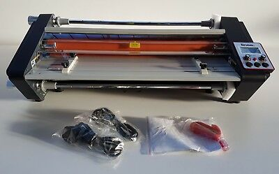 Linea DH-650 Roll-Fed A1 Hot Seal Laminator
