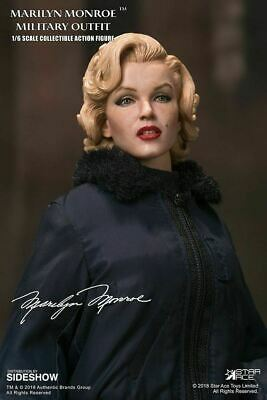 Star Ace Toys Marilyn Monroe Military Outfit 1:6 Scale Figure