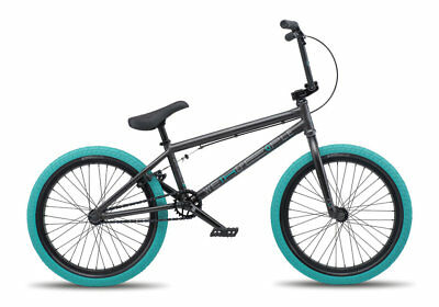 "We The People 2019 Crs 18 Matte Anthracite Gray Complete Bmx Bike 18"" Bikes"