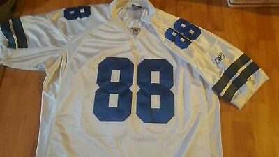 Reebok On Field Nfl Jersey 88 Dez Bryant Size 52 Dallas Cowboys Sewn