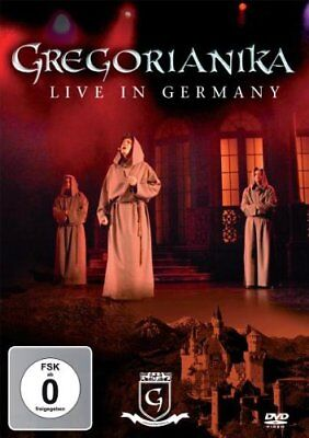Gregorianika: Live in Germany (Concert DVD 2009)
