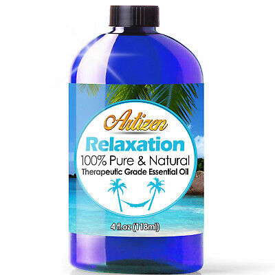 Artizen Relaxation Essential Oil Blend (100% PURE & NATURAL - UNDILUTED) - 4oz