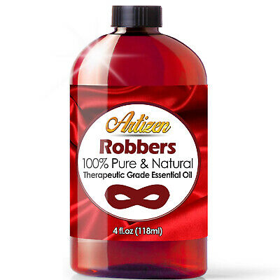 Artizen Robbers Essential Oil Blend (100% PURE NATURAL - UNDILUTED) Thieves 4oz