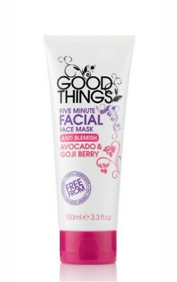 Good Things FIVE-MINUTE FACIAL FACE MASK 100ml