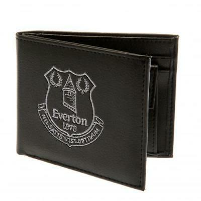 Everton Football Club Official Money Wallet with Embroidered Crest