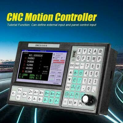 CNC 5 Axis Motion Controller Offline CNC Controller 500KHz Replace Mach 3 USB